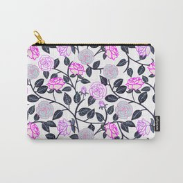 Rose Delight Carry-All Pouch