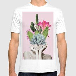Cactus Lady T-shirt