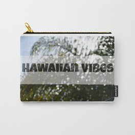 Hawaiian Vibes Carry-All Pouch
