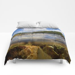 Over and Under the Water Comforters