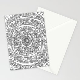 Stress Relief Pattern 6 Stationery Cards