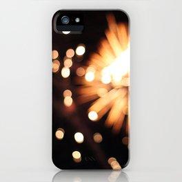Prime Fireworks 1 iPhone Case