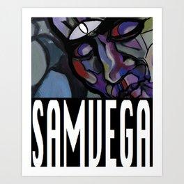 SAMVEGA SHIRTS/HOODIES Art Print