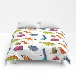 BOOK DINOSAURS Comforters