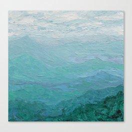 Appalachian Mist Canvas Print