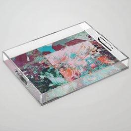 DRMTXSTR Acrylic Tray