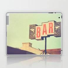 Bar. Los Angeles photograph Laptop & iPad Skin