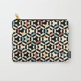 Hexatiles VTG Carry-All Pouch