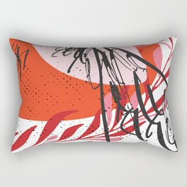 Like Frida Rectangular Pillow