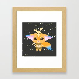 GNAR! Framed Art Print