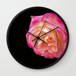 roses for holidays and gift Wall Clock
