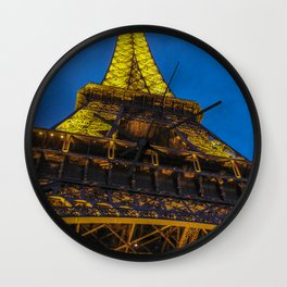 Eifel Wall Clock