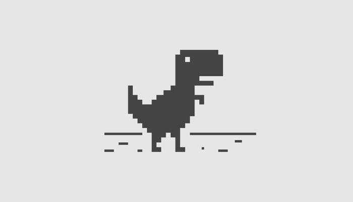 Jurassic Browser Pillow Sham