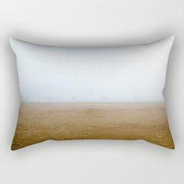 Diamond Fog Rectangular Pillow