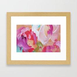 Floral 10 Framed Art Print