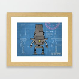 RBT v0.1 Framed Art Print