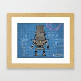RBT v0.1 Framed Art Print