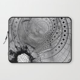 Fragmented Fractal Memories and Shattered Glass Laptop Sleeve