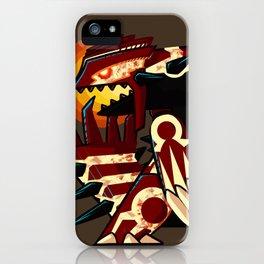 Primal Groudon iPhone Case