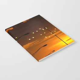 CREPUSULAR LIGHT Notebook