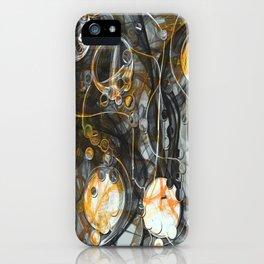 Indestructible Sorrow iPhone Case