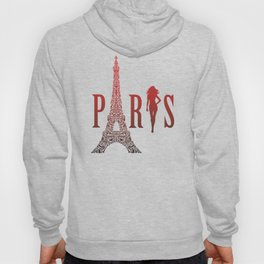 Paris is fashion city. Hoody