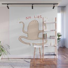 Honest Blob - No Lies Wall Mural