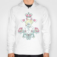 kendrawcandraw Hoodies featuring King Bambi by kendrawcandraw