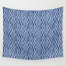 Shibori Eight Wall Tapestry