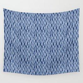 Shibori Eight Wall Tapestry