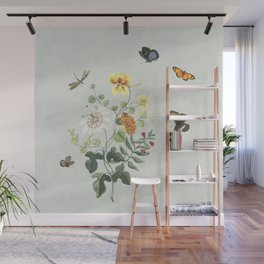 Waiting on Spring Wall Mural