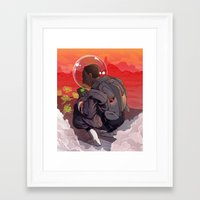 gameboy Framed Art Prints featuring Gameboy by Nikoby