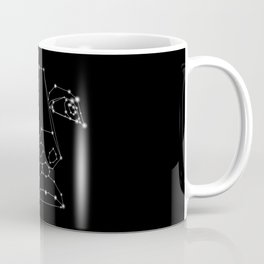CONSTELLATION OF MAN Coffee Mug