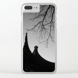 Thatcher Clear iPhone Case