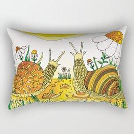 Noah's Ark - Snail Rectangular Pillow