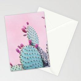 Pink Crush Cactus I Stationery Cards