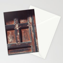 cedar Stationery Cards