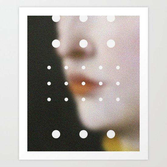 Arrangement In Skintones 57 Art Print