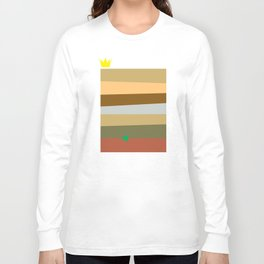 The Princess And The Pea Long Sleeve T-shirt