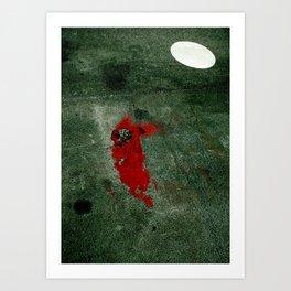 caballito del mar menor Art Print