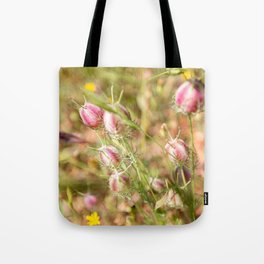 Pretty Nigella Tote Bag