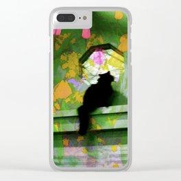 A Pretty Day Clear iPhone Case