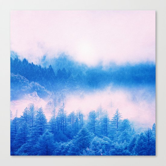 Pastel vibes 03 O -P Canvas Print