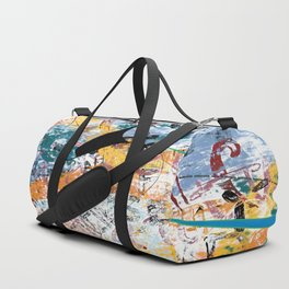 Lassoing Ghosts Duffle Bag