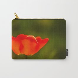 La tulipe orange Carry-All Pouch
