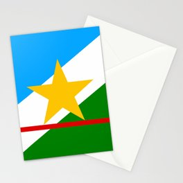 flag of Roraima Stationery Cards