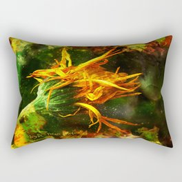 Burning Sensation Rectangular Pillow