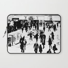 London Commuter Art Laptop Sleeve