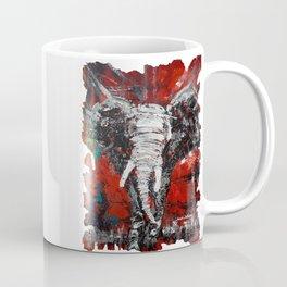 elephant painting Coffee Mug