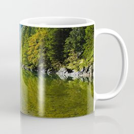 Seealpsee Lake Appenzell Alps Switzerland Coffee Mug